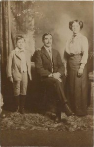 Arther George Smith family photo